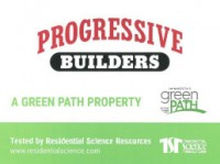 A Green Path Property Built by Progressive Builders