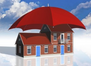 Photo-Model-house-under-umbrella-300x218
