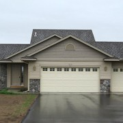 The Basswood II: 2 bed, 1 bath home