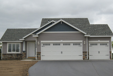 The Basswood IIII: 3 bed, 2 bath home