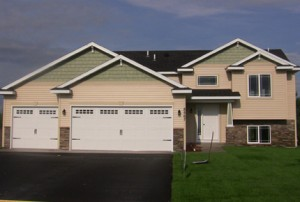 The Oakview II: 2 bed, 1 bath home
