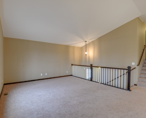 1522 18th St. Living Room & Stairs