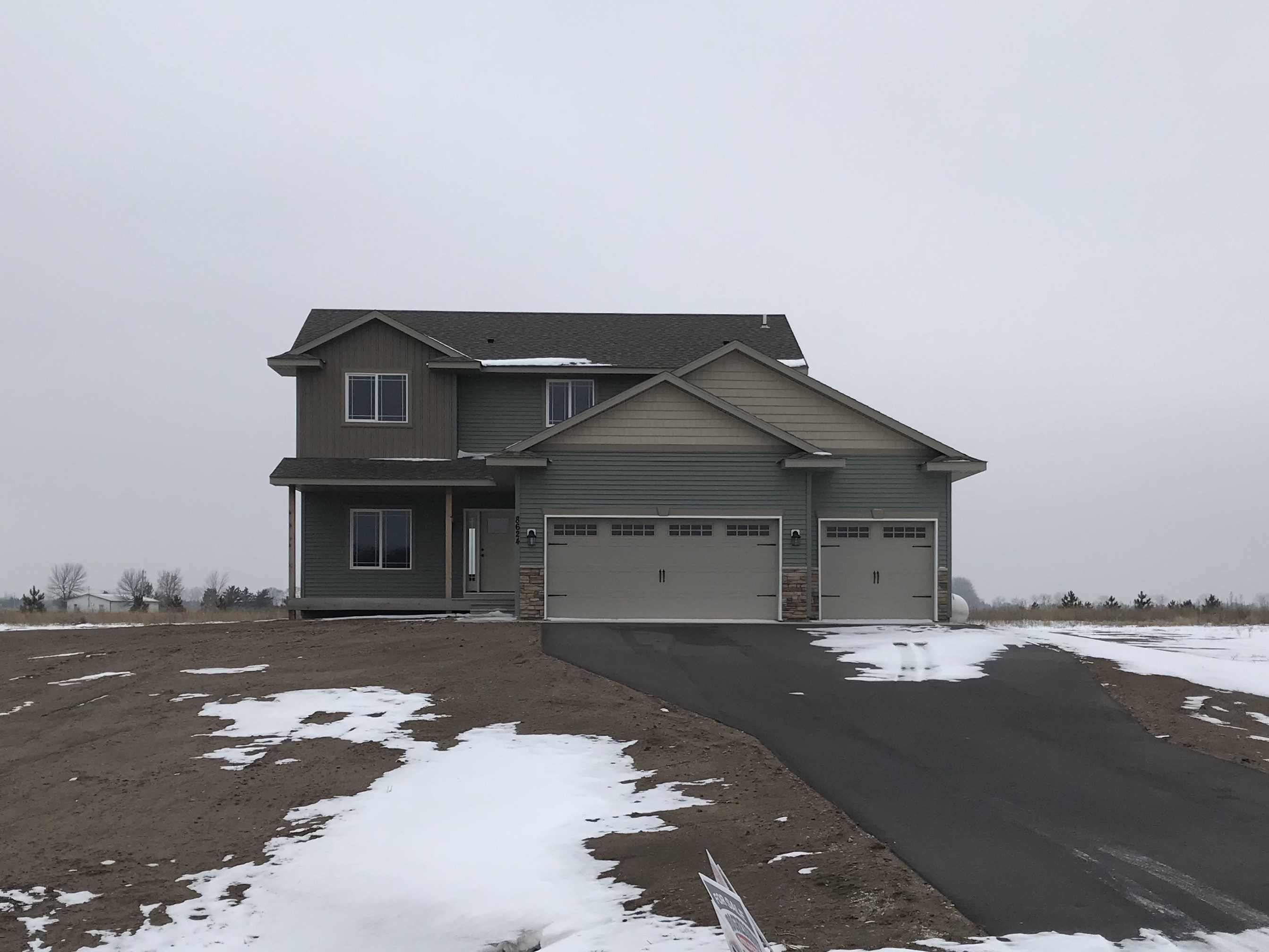 This is a move-in ready home in Clear Lake, MN located on 119th Ave. SE.