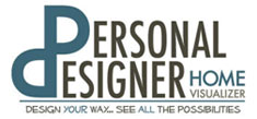 Personal Designer Home Visualizer Logo