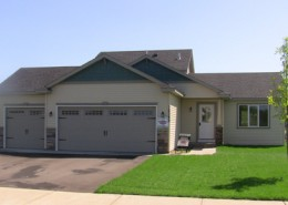 The Basswood I: 2 bed, 1 bath home