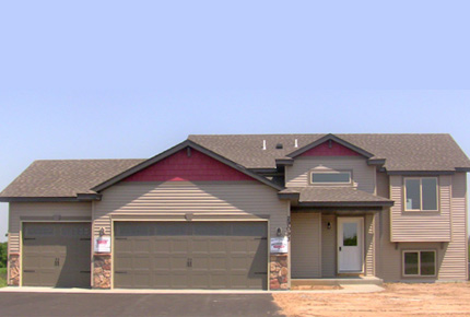 The Beechwood I: 2 bed, 2 bath home