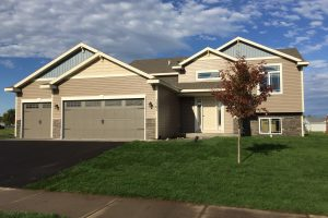 Our Hickory is a move-in ready home in Elk River, MN located at 19144 Hoover St. NW.