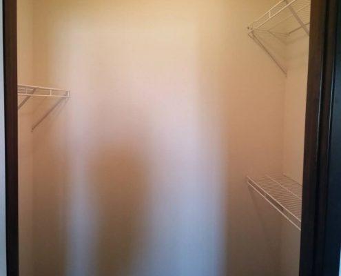 Teakwood Closet