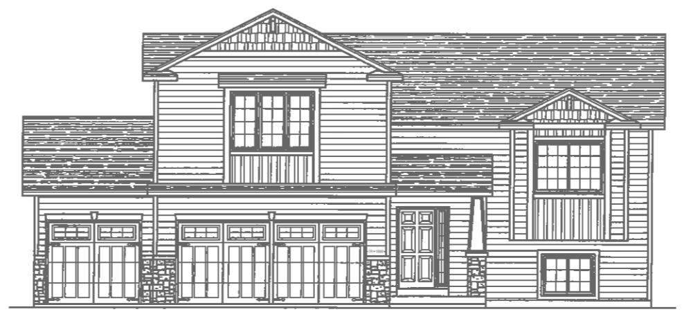 Por Floor Plans | Progressive Builders on